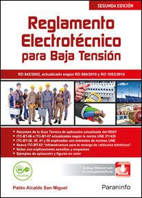 *** 015 REGLAMENTO ELECTROTECNICO PARA BAJA TENSION