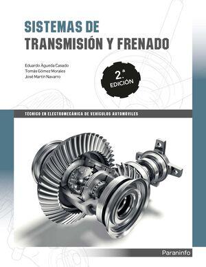 019 CF/GM SISTEMAS DE TRANSMISIÓN Y FRENADO