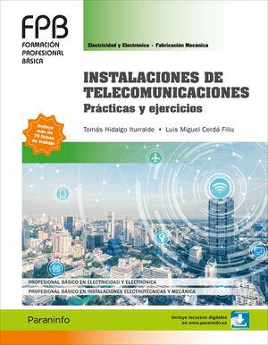 018 FPB INSTALACIONES DE TELECOMUNICACIONES. PRÁCTICAS Y EJERCICIOS