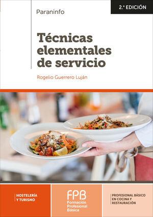 019 FPB TECNICAS ELEMENTALES DE SERVICIO