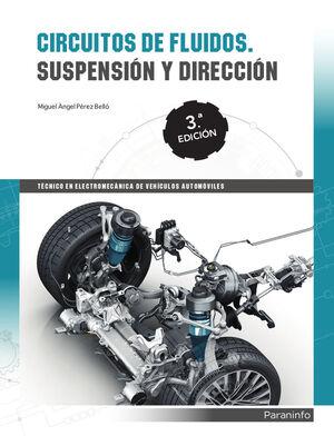 018 CF/GM CIRCUITOS DE FLUIDOS. SUSPENSIÓN Y DIRECCIÓN