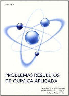 PROBLEMAS RESUELTOS DE QUIMICA APLICADA
