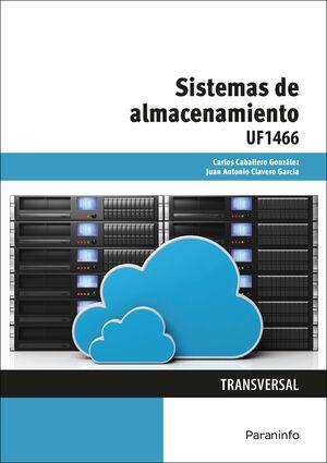 UF1466 SISTEMAS DE ALMACENAMIENTO (DATOS)