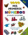 PRIMEROS NUMEROS, MIS. EN INGLES Y EN ESPAÑOL