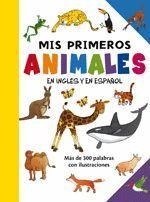 MIS PRIMEROS ANIMALES EN INGLES Y EN ESPAÑOL