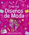 CREA TUS DISEÑOS DE MODA ( CARPETA )