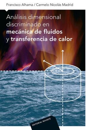 ANALISIS DIMENSIONAL DISCRIMINADO EN MECANICA DE FLUIDOS Y ....