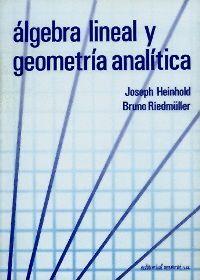 T/II -ALGEBRA LINEAL Y GEOMETRIA ANALITICA