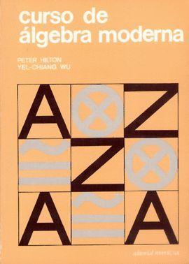 CURSO DE ALGEBRA MODERNA