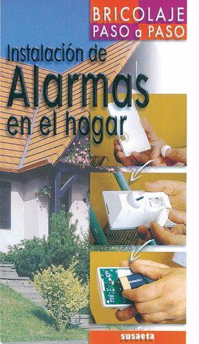 INSTALACION DE ALARMAS EN EL HOGAR -BRICOLAGE PASO A PASO