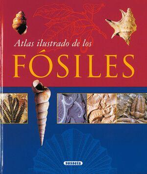 ATLAS ILUSTRADO DE LOS FOSILES (S0851)