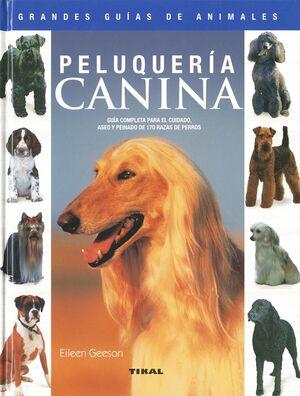 PELUQUERIA CANINA REF.T-702-005