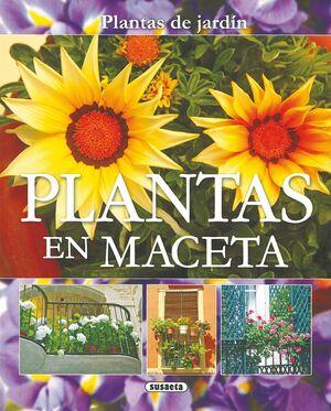 PLANTAS EN MACETA -PLANTAS DE JARDIN