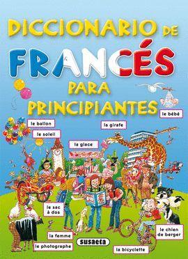 DICCIONARIO DE FRANCES PARA PRINCIPIANTES REF.251-02