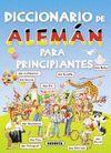 DICCIONARIO DE ALEMAN PARA PRINCIPIANTES REF.251-03