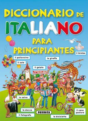 DICCIONARIO ITALIANO PARA PRINCIPIANTES (S0251)