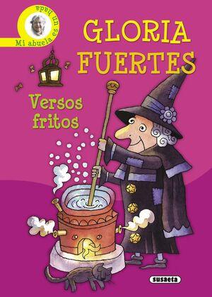 VERSOS FRITOS - POESIA (REF.294)