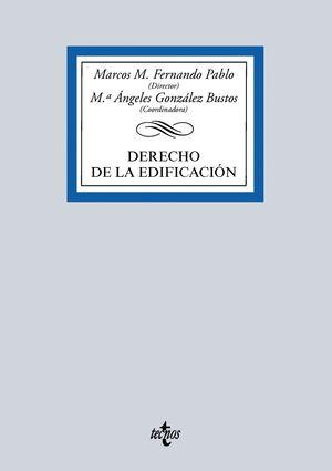 016 DERECHO DE LA EDIFICACIÓN Y RENOVACIÓN URBANA