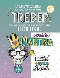021 TREBEP VERSIÓN MARTINA TEXTO REFUNDICO LEY ESTATUTO BASICO EMPLEADO PUBLICO