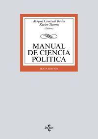 021 MANUAL DE CIENCIA POLITICA