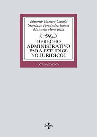 021 DERECHO ADMINISTRATIVO PARA ESTUDIOS NO JURIDICOS