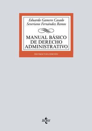 021 MANUAL BASICO DE DERECHO ADMINISTRATIVO