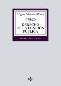 021 DERECHO DE LA FUNCION PUBLICA