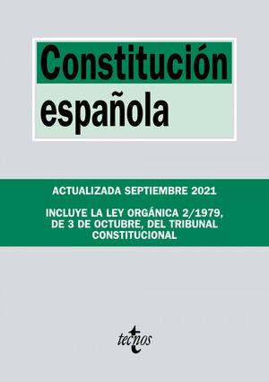 021 N13 CONSTITUCIÓN ESPAÑOLA