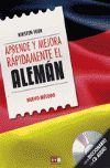 APRENDE Y MEJORA RAPIDAMENTE EL ALEMAN + CD