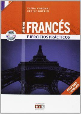 APRENDE FRANCES EJERCICIOS PRACTICOS +CD