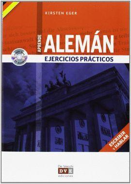APRENDE ALEMAN EJERCICIOS PRACTICOS + CD