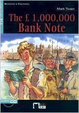 THE F 1.000.000 BANK NOTE. STEP THREE. B1.2. (+AUDIO CD)