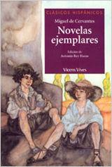 NOVELAS EJEMPLARES -CLASICOS HISPANICOS