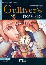 GULLIVER'S TRAVELS+CD N/E