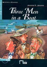 THREE MEN IN A BOAT + CD