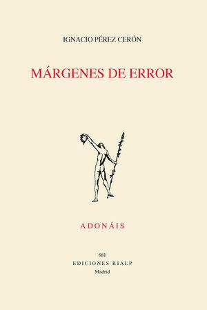 MARGENES DE ERROR