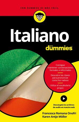ITALIANO PARA DUMMIES. CON DUMMIES ES MAS FACIL