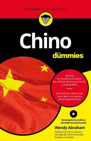 CHINO PARA DUMMIES. CON DUMMIES ES MAS FACIL