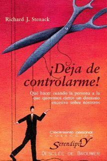 ¡DEJA DE CONTROLARME! -CRECIMIENTO PERSONAL