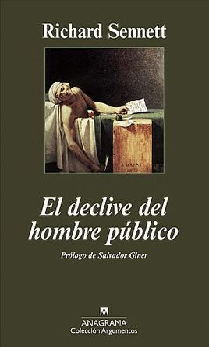 DECLIVE DEL HOMBRE PUBLICO, EL
