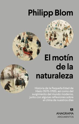 MOTIN DE LA NATURALEZA, EL