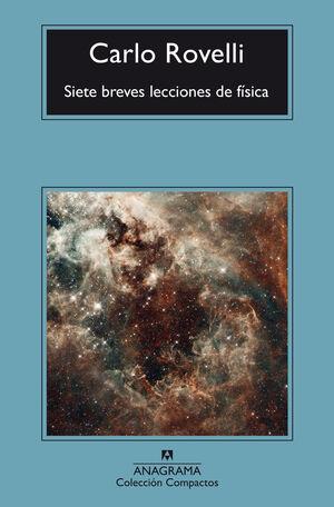 SIETE BREVES LECCIONES DE FÍSICA (CM)