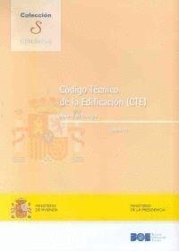 *** 006 LIBRO 10 (CTE) CÓDIGO TECNICO EDIFICACIÓN /AHORRO DE ENERGÍA