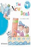 THE NEW BOAT + AUDIO CD -MY FIRST READING BOOKS