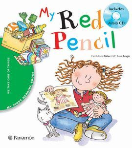 MY RED PENCIL (+AUDIO-CD)