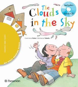THE CLOUDS IN THE SKY + AUDIO CD -SHAPES AND SIZES MY FIRST...