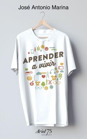 APRENDER A VIVIR ( LIBRO + CAMISETA )
