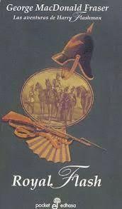 ROYAL FLASH - POCKET/191 (AVENTURAS DE HARRY FLASHMAN)
