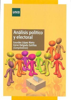 012 ANÁLISIS POLÍTICO Y ELECTORAL