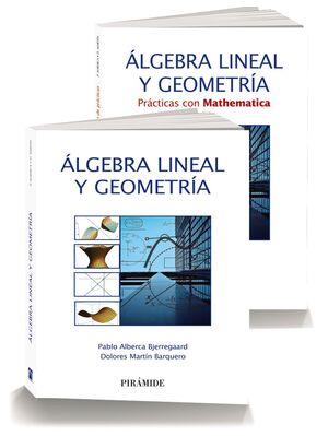 016 ÁLGEBRA LINEAL Y GEOMETRÍA + PRACTICAS CON MATHEMATICA